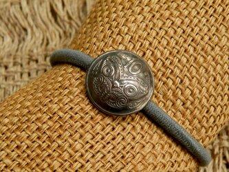 #H85 New Zealand Coin Hair Elasticの画像