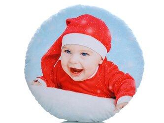 ✩オーダーメイド30cm✩ 赤ちゃんのオーダークッションの画像