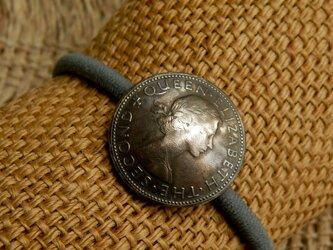 #H8 New Zealand Coin Hair Elasticの画像