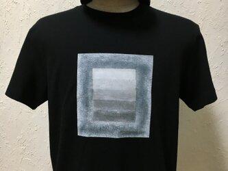 クロスオーバー・ブラック・Tシャツ【2TN-009-BK】の画像