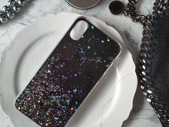 iphone11*iPhoneケース クリアラメ スマホケース iPhoneXR iphone11pro  iphoneの画像