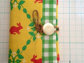カードケース◎ウサギ柄の画像