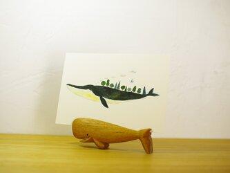 クジラスタンド(クルミモデル)の画像