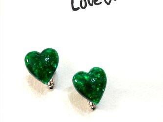 My Heart~カフス~深緑の画像
