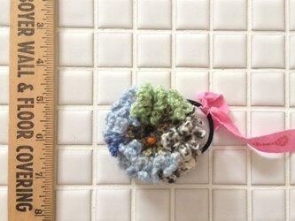 お花へアゴム/アイダホ 818の画像