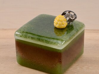 GLASS SWEETS / Mousee aux matchaの画像