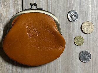 [ハムスター] がま口財布の画像