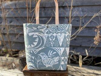 Tote bag [Bird Garden]の画像