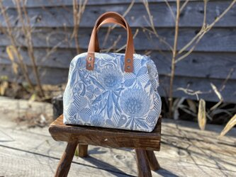 Boston bag S size [Clover]の画像