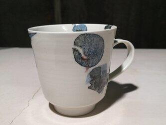 マグカップ(ヘビとウサギ)(10-20)の画像