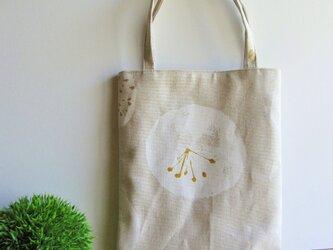 ミニバッグna×白花の画像