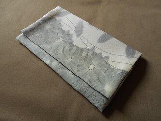 リメイク*懐紙入れ*墨絵菊の画像