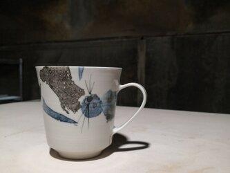 マグカップ(悪いうさぎ)の画像