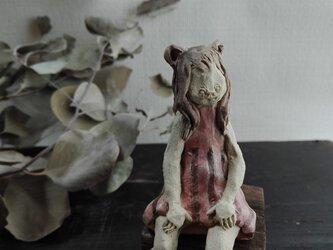 ネズミっこ ピンクの画像