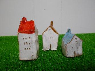 陶器ハウス 1-22 (3個)の画像