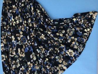 パンジーのスカートの画像