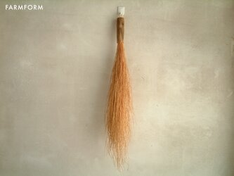 【20%OFF】信州草ホウキ 60cm ⑤の画像