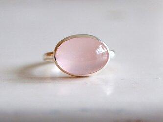 朝露のpink rose ringの画像