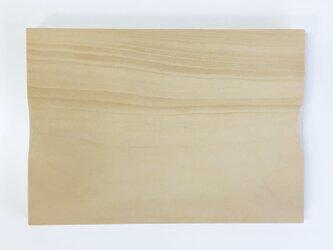 イチョウのまな板 国産 一枚板 シンプルで使いやすいの画像