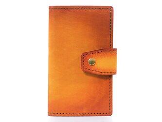 お財布スマホケース サンバーストの画像