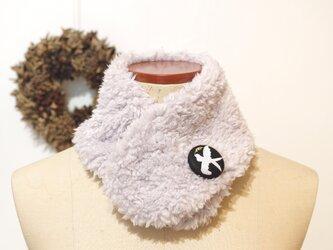 【アイスグレー】mocomocoボアティペットの画像