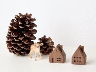 小さな木の家 ーヨーロッパの民家42ーの画像