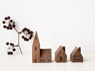 小さな木の家 ー教会62ーの画像