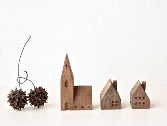 小さな木の家 ー教会61ーの画像