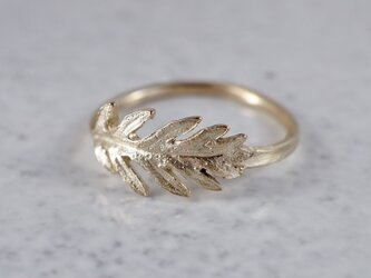 Daisy leaf ring [R080K10]の画像