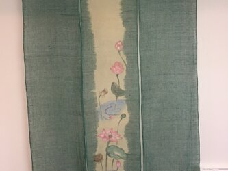 睡蓮のれんの画像