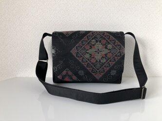帯バッグ〜ショルダーバッグ(小)〜の画像
