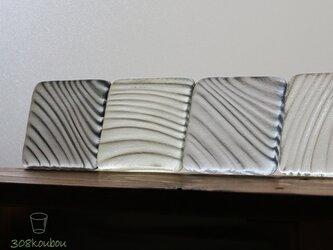 80角 ガラスタイル/M(4枚セット)の画像