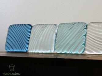 80角 ガラスタイル/B(4枚セット)の画像
