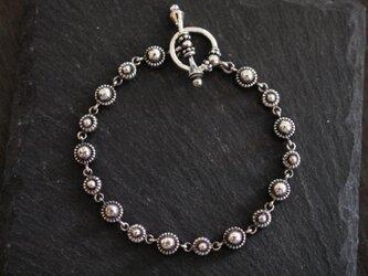 Bracelet「粒粒」 の画像