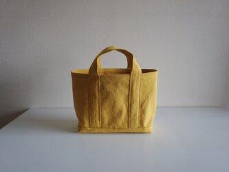 TOTE BAG (M) / mustardの画像