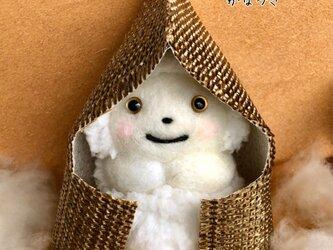 ほっこり妖怪 雪ん子の画像