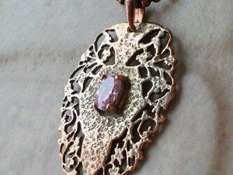 ローズマリー(銅にピンク)の画像