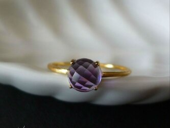 Candy - amethyst ringの画像