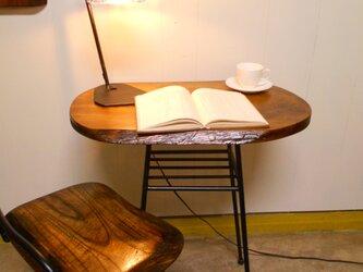オーダー品:ひのきテーブル高さ80㎝の画像