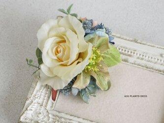 コサージュ(22)~Spring Garden~ 9.5x9.5の画像