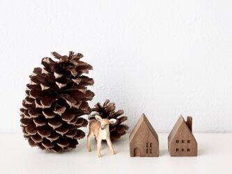 小さな木の家 ーヨーロッパの民家43ーの画像