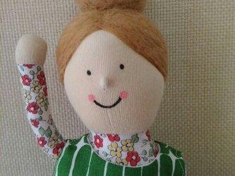 sokkoちゃん(立ち姿)※手を上げているタイプの画像