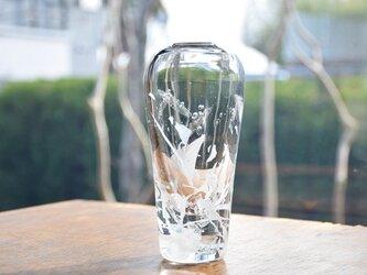 底厚花瓶~ゆきどけ~の画像