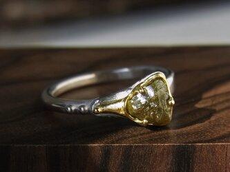 ダイヤモンド リング * Diamond & 18K Ring ▽の画像