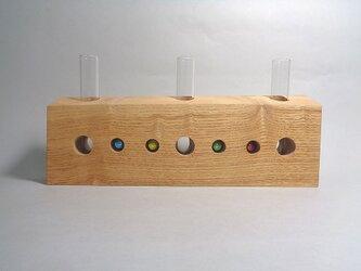 再販 3本仕立ての一輪挿し(2)の画像