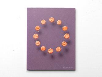 浮遊する筆触 【Layer 20023】 F6号 (41x32cm)の画像