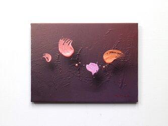 浮遊する筆触 【Layer 20022】 F4号の画像
