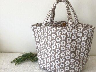 限定価格❣️2399yen♡たっぷり入る❤︎花柄トートbagの画像