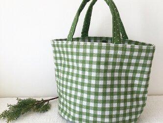 限定価格❣️2599yen♡たっぷり入る❤︎綿麻トートbagの画像