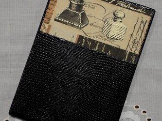 ★お名前入り★ 台付きmy メモ帳(Мサイズ)  ステーショナリー3 インク瓶の画像
